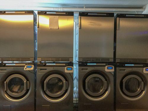 Billede af vaskeri
