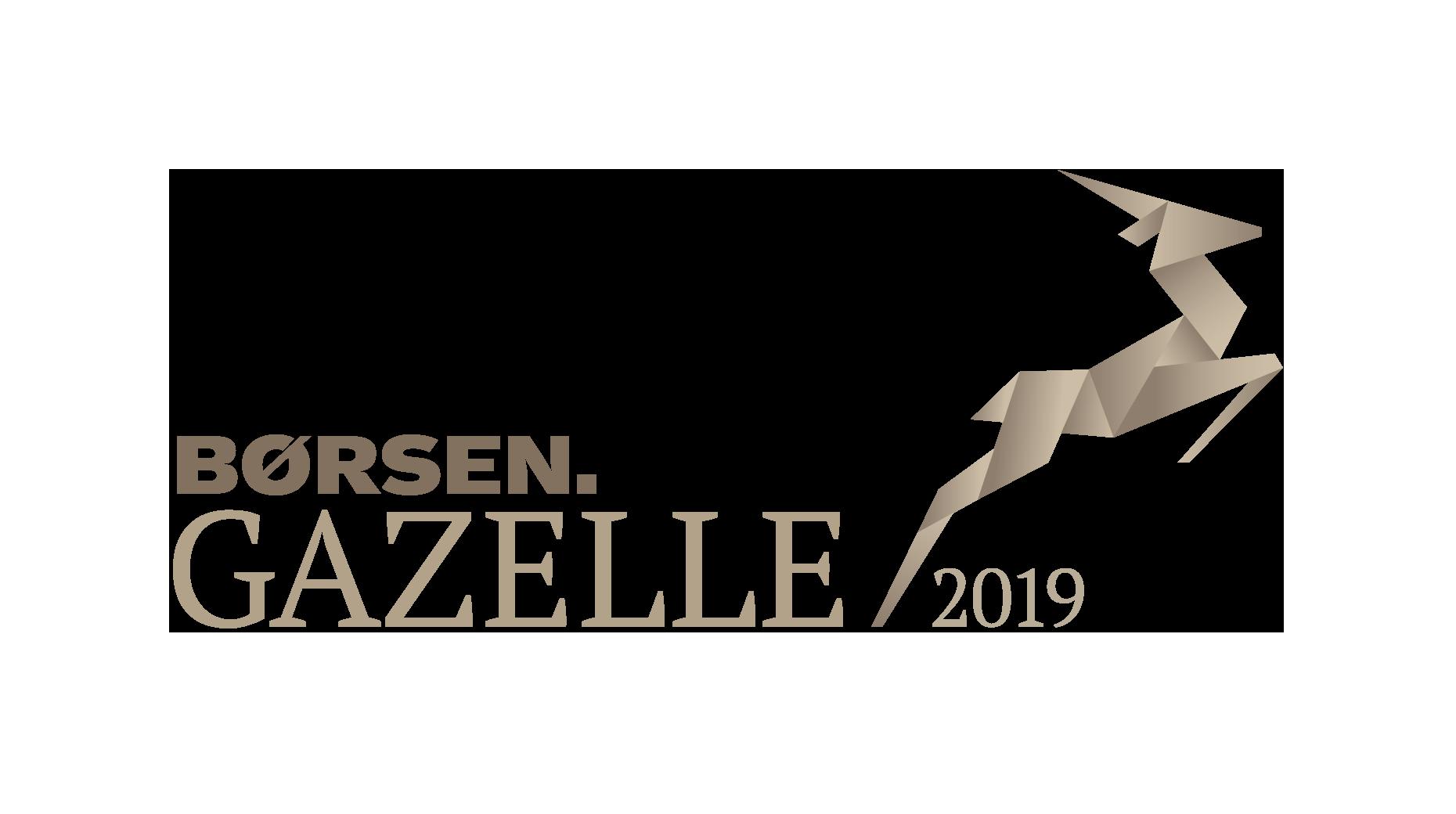 Børsen Gazelle Pris 2019