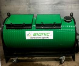 Bionic set forfra