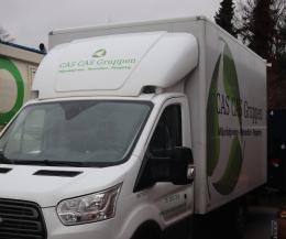 Flytte og opbevaring med hjælp fra Cas Cas Gruppen